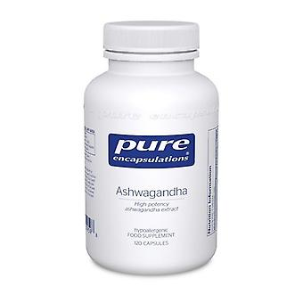 Pure Encapsulations Ashwagandha Capsules 120 (ASH6UK)