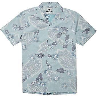 Vissla kalakaua vävd skjorta