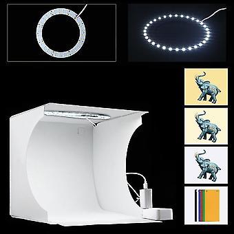 Portable Photo Studio Tabletop Shooting Light Box - Tienda Fotografía Softbox