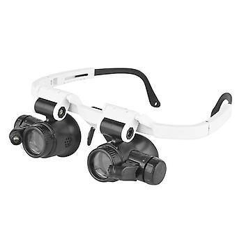 مشاهدة فحص إصلاح نظارات سماعة الرأس