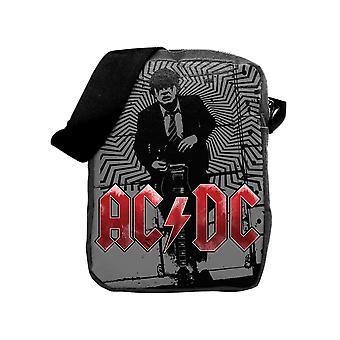Ac / DC جاك كبيرة (عبر كيس الجسم)