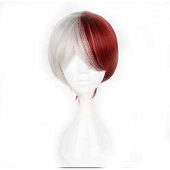 My hero academia anime wigs asui tsuyu wig cap halloween gift