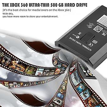500gb 500g Hdd Wewnętrzny dysk twardy Dysk twardy Hdd Dla Microsoft Xbox 360 & Slim