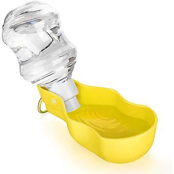 חיית מחמד נסיעות מים בקבוק מתקפל מחזיק לשתות מגש מגש קובץ מצורף
