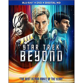 Star Trek Beyond [Blu-ray] USA import