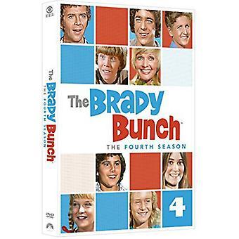 Brady Bunch: EUA completa quarta temporada [DVD] importação