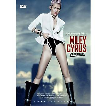 Miley Cyrus - Reinvention [DVD] USA import