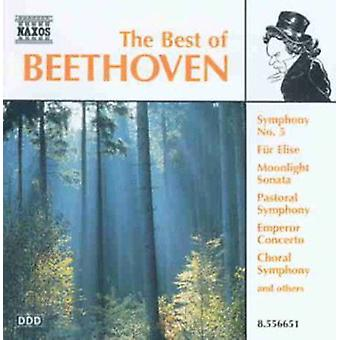 L.V. Beethoven - The Best of Beethoven [DVD] USA import