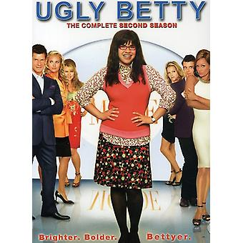 Ugly Betty: Die komplette zweite Staffel [5 DVDs] [DVD] USA Import