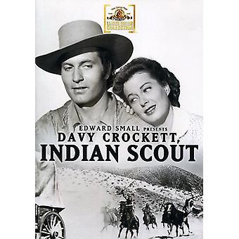 Davy Crockett, Scout [DVD] USA import