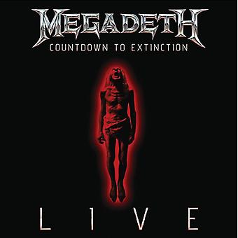 Megadeth - Countdown to Extinction: Live [CD] USA import