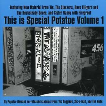 Tämä on erityinen peruna - tämä on erityinen peruna [CD] USA-tuonti