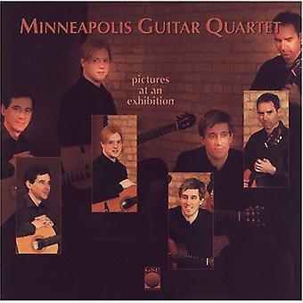 Minneapolis Guitar Quartet - Pictures at an Exhibition [CD] USA import