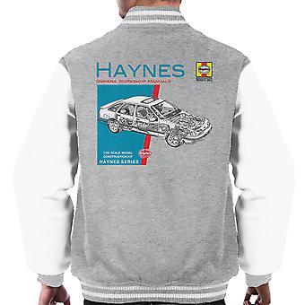 Haynes ejere Workshop Manual 0904 Ford Sierra V6 4 X 4 mænd Varsity jakke
