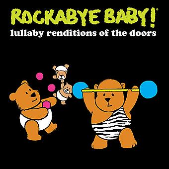 Rockabye Baby - Lullaby Renditions of the Doors [CD] USA import