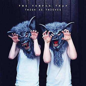 The Temper Trap - Thick as Thieves [CD] USA import