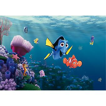 Disney Nemo and Dory Big Mural Decoration