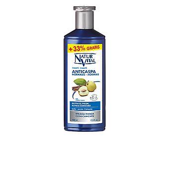 Naturaleza Y Vida Shampoo Anticaspa Cabello normale 300 + 100 Ml Unisex