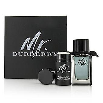 Burberry-Mr-Burberry-Geschenk-Set 100ml EDT + Deodorant Stick 75g