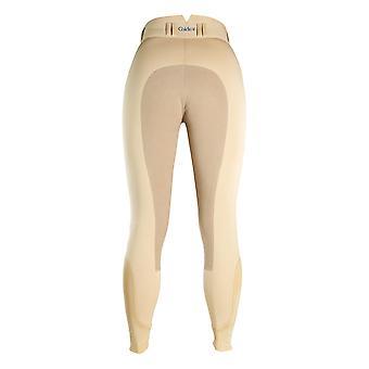 Caldene Womens/Ladies TEX Hartpury High Waist Full Seat Breeches