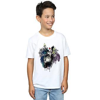 Disney jungen Schurken skizzieren T-Shirt