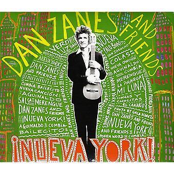 Dan Zanes & Friends - Nueva York! [CD] USA import