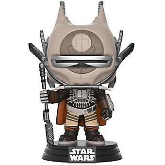 Funko POP Star Wars: Enfys Nest  Collectible Figure