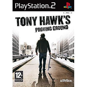 Tony Hawks Proving Ground (PS2) - Neue Fabrik versiegelt