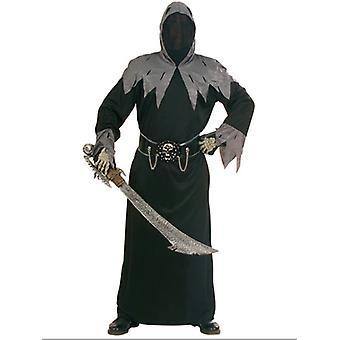 Schedel krijgsheer kostuum