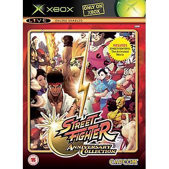 Street Fighter jubileum (Xbox)-nieuw