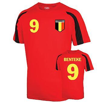 Бельгия спорта подготовки Джерси (Бентеке 9) - для детей