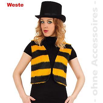 Hummel bee vest Womens kostuum