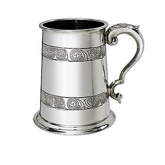 Kells Band reliëf Tankard - 1 pint
