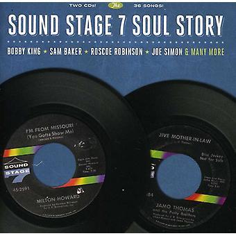 Sound Stage 7 Soul Story - Sound Stage 7 Soul Story [CD] USA import