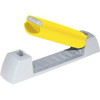 Serpa 5.07164.1003 Clip Self-adhesive 5.07164.1003 resealable Light grey, Yellow 1 pc(s)