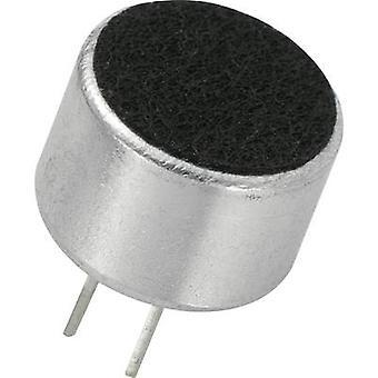 Microphone capsule 4.5 - 10 V DC Frequency range=100 Hz - 10000 Hz KEPO KPCM-G97H67P-43dB-1188