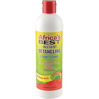Afrika är bästa Instant Detangling Conditioner 12oz