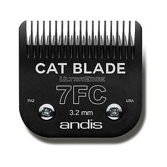 Andis UltraEdge Cat Grooming Clipper Blade for Smooth Finsh - No. 7F