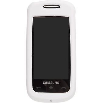 5-pack - trådlösa lösningar Gel Case för Samsung SPH-M810 instinkt - vit