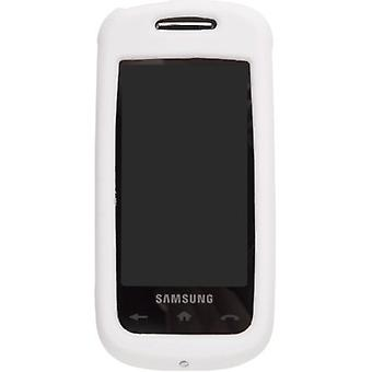 Wireless Solutions Gel Case for Samsung SPH-M810 Instinct - White