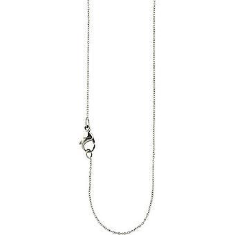 Ti2 Titanium Extra Fine Trace Chain - Silver