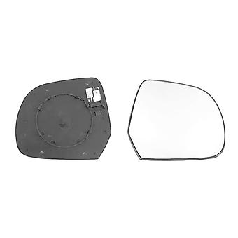 Right Driver Side Mirror Glass (Heated) & Holder For DACIA DUSTER 2010-2013