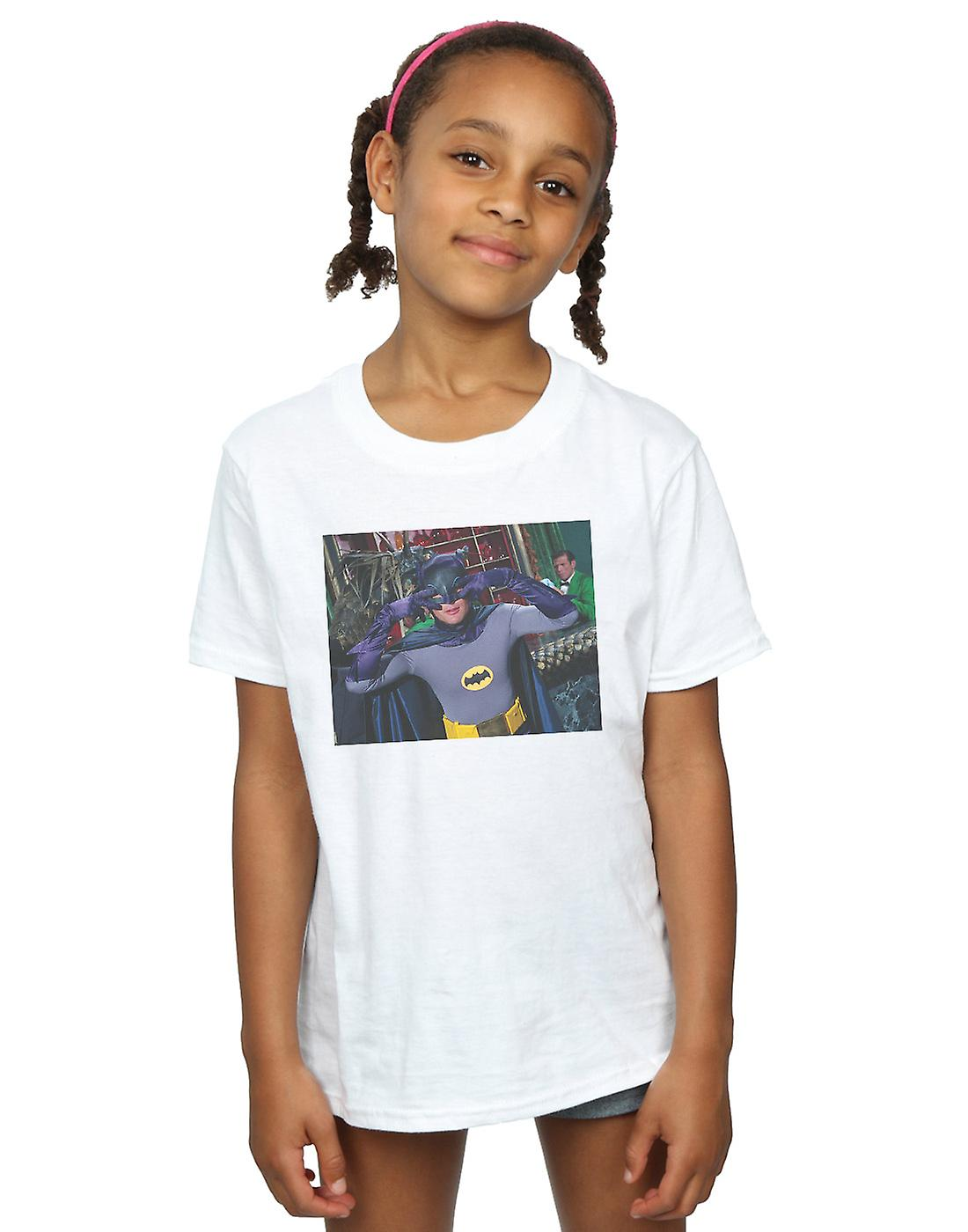 DC Comics Girls Batman TV Series Batdance Photo T-Shirt