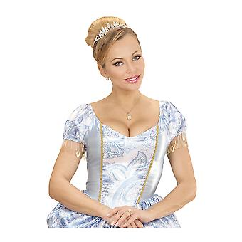 Coronas y joyas joyas set princesa con diamantes de imitación