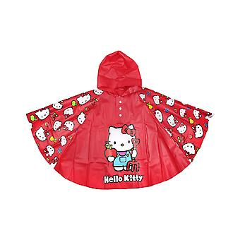 Hello Kitty Garden Centre Kid's CagouleRed
