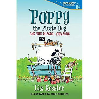 Poppy the Pirate Dog and the Missing Treasure (Candlewick Sparks)