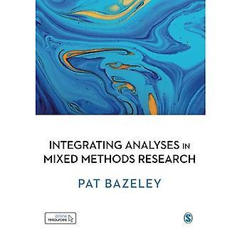 Integrere analyser i blandet metoder forskning