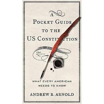 Een gids van de zak aan de Amerikaanse grondwet