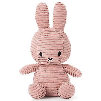 Miffy Bunny Corduroy Soft Toy, Pink