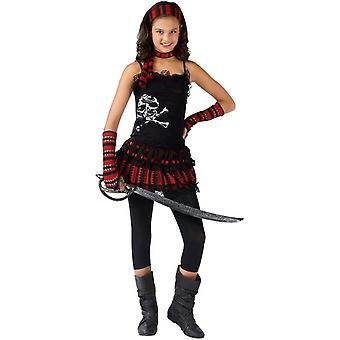Costume de rock Pirate enfant